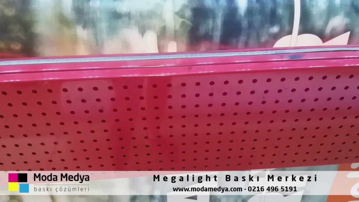 Megalight Baskı